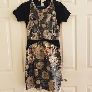 CYNTHIA ROWLEY VINTAGE DRESS